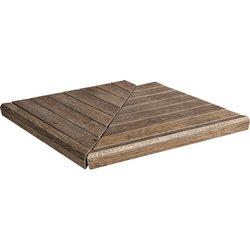 Canto Ext Ecowood 2.0 Canela