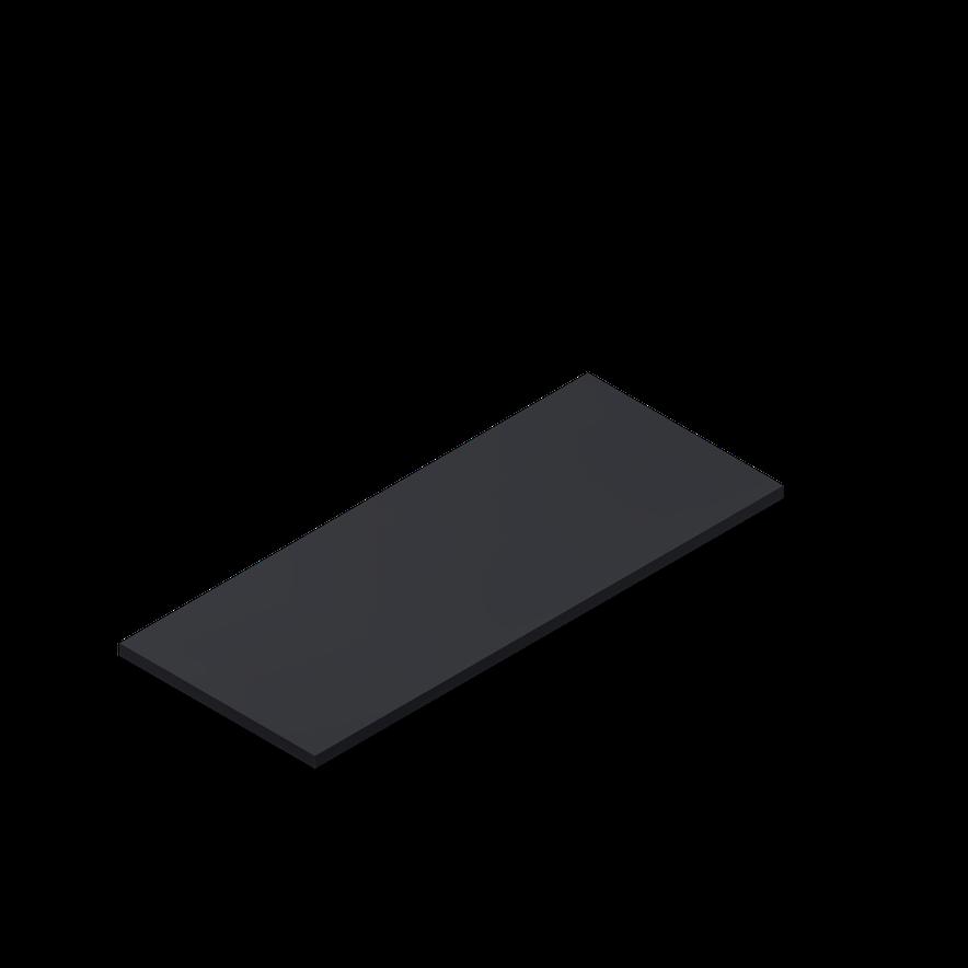 FIT PRATELEIRA INFERIOR BLACK NAT